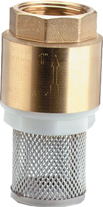 Brass & St.Steel Foot Filter Part No: 291700001